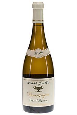 Bourgogne blanc cuvee des forgets Patrick Javillier