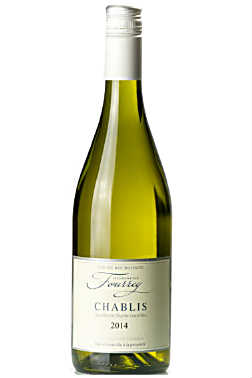 chablis 2014 Domaine Fourrey