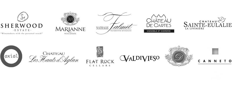 Logos des partenaires de Langevins
