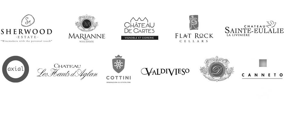 Logos des partenaires producteurs de Langevins