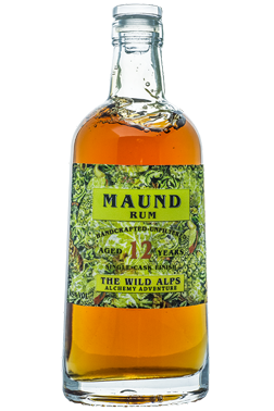 MAUND RUM, 12 ANS, THE WILD ALPS