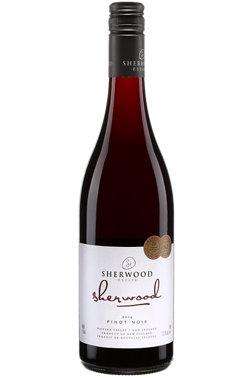 Pinot noir 2014, Sherwood Wine Estate, Nouvelle-Zélande