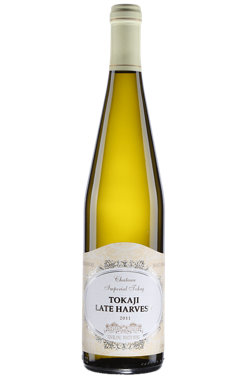 Tokaj Late Harvest 2011