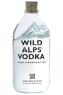 WILD ALPS VODKA – ULTRA PREMIUM